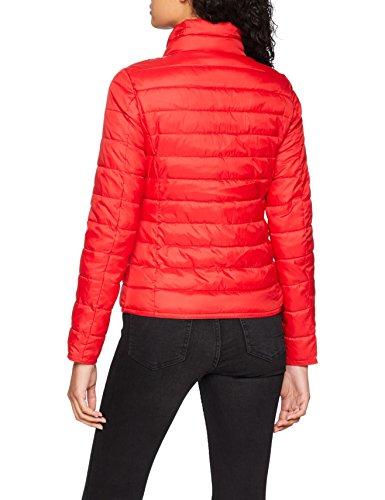 Jacket Only Berry Onltahoe Donna Otw Giacca Rosso Nos goji ASZwSxqf