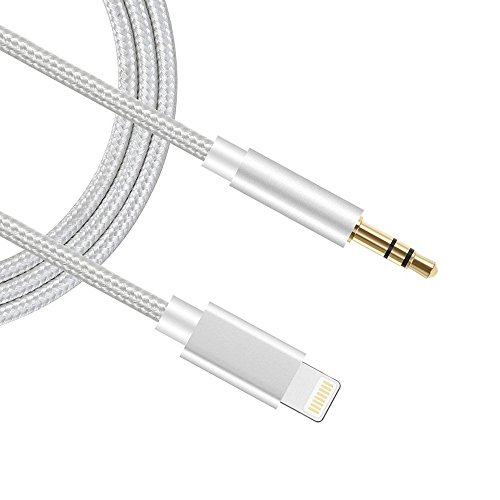 50off Better Be Naturals Iphone 7 Car Aux Cable Lightning To 3 5mm Aux
