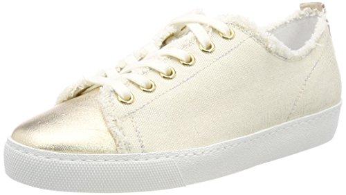 Femme Högl Sneakers cotton 5 0346 10 Beige Basses wRgqxPXRrv