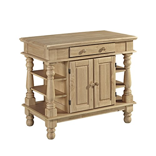 Kitchen Island Maple Kitchen (Home Styles Americana Natural Kitchen Island)