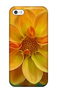 Cute Appearance Cover/tpu BkxbinC13825JnmGX Flower Earth Nature Flower Case For Iphone 5/5s