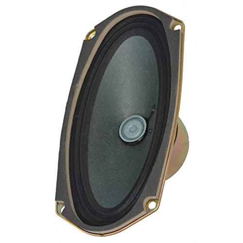 (Zenith 49-1334-02 Alnico Oval Speaker, 85 dB, 8 Ohm, 6.3
