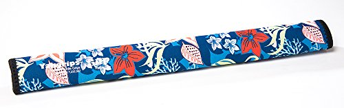 Yakgrips No-Slip Waterproof SUP Grips for Your Kayaking Accessories, Stand-Up Paddle Board Grips, Kayak Gear for Men and Women - Cascade Creek (Tropical)]()