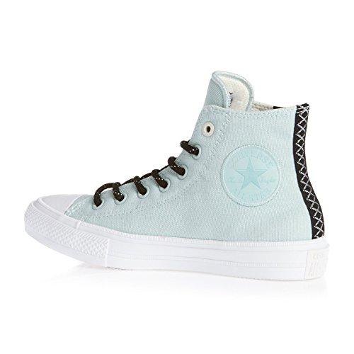 Converse Chuck Taylor All Star Ii High Femme Baskets Mode Bleu Bleu bhBtFzHb5