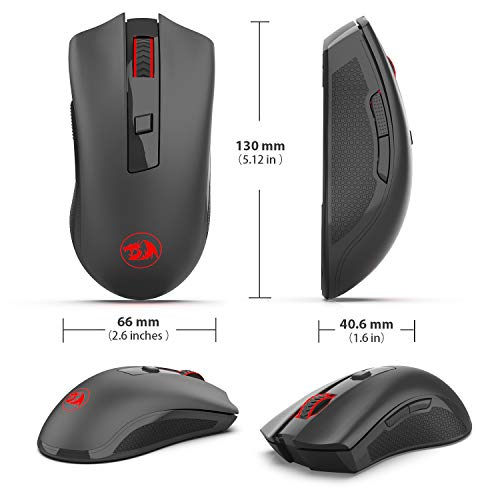 Buy wireless gaming mouse under 30