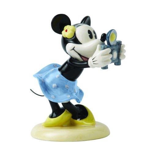 Royal Doulton Walt Disney Showcase Minnie Mouse Smile Figurine