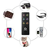 Wireless Key Finder, WOHOME Key Tracker Anti-Lost Alarm RF Item Key Locator for Key Chain Tracker Pet Tracker Wallet Tracker Remote Finder