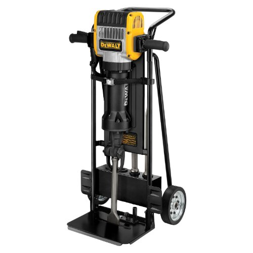 DEWALT D25980K Pavement Breaker with Hammer Truck and Steel, Two Box