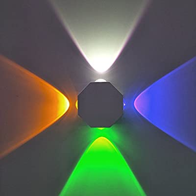 Liyan minimaliste Applique murale Applique E26/27Base l'Idée moderne de route couloirs, escaliers, Hyun Off Décoration lumière LED appliques murales Mur extérieur lumières Hôtel