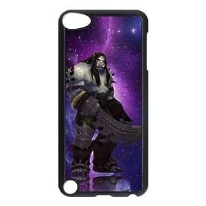 ipod 5 phone case Black Kargath Bladefist World of Warcraft WOW JJH8966373