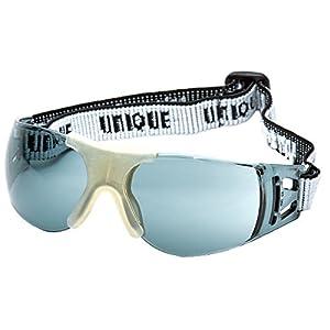 Unique Sports Super Specs Eye Protector Smoke Grey Tint