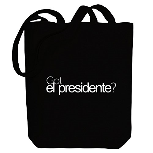 Idakoos Got El Presidente? - Getränke - Bereich für Taschen