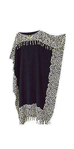 Cool Kaftans - Vestido - para mujer negro