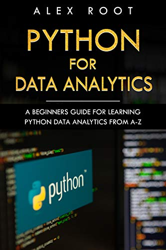 Python for Data Analytics Front Cover