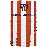 Wind X Treme Headwear Atlético De Madrid Tubular, Unisex, Rojo/Blanco, Talla