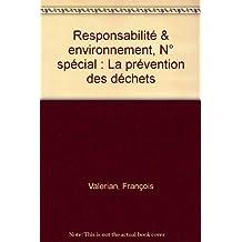 Responsabilite et environnement