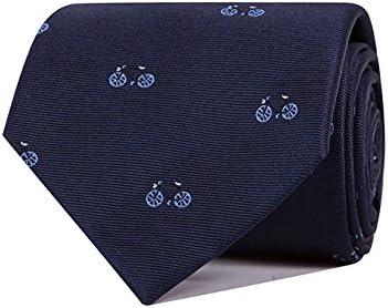 SoloGemelos - Corbata Bicicletas Azul - Azul Celeste - Hombres ...