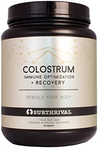 Surthrival - Colostrum Kilo