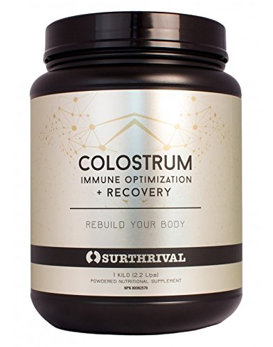 Surthrival - Colostrum Kilo by Surthrival