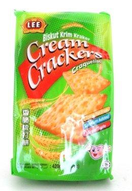 - LEE Cream Crackers