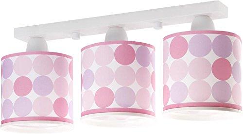 Led Lampe Kinderzimmer Decke Deckenleuchte Colors 62003s Dimmbar