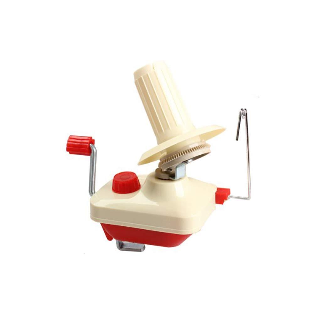 Manuale Portatile del Filato per Maglieria Winder Leggero Operated - Tessitura della Lana Thong Sfera Wire Machine Tool Wudi