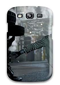 Alanda Prochazka Yedda's Shop 6957437K50968076 Cute Tpu Aaron Johnson Pictures In Godzilla 2014 Case Cover For Galaxy S3
