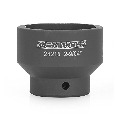 - OEMTOOLS 24215 3/4 Inch Drive Ball Joint Impact Socket 2-9/64