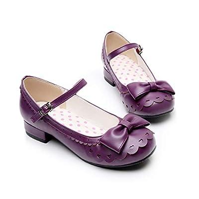 Japanese Sweet Lolita Tea Party Shoes Flounce Trim Bowtie Mary Jane Low Heel Shoes | Shoes