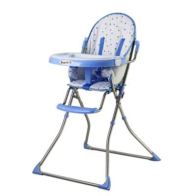 Dream On Me Baby Buffet Highchair, Blue, Baby & Kids Zone