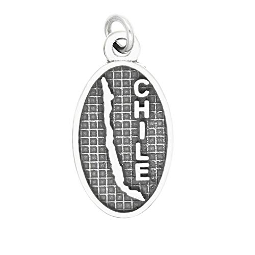 (Charm - Sterling Silver - Jewelry - Pendant - Chile)
