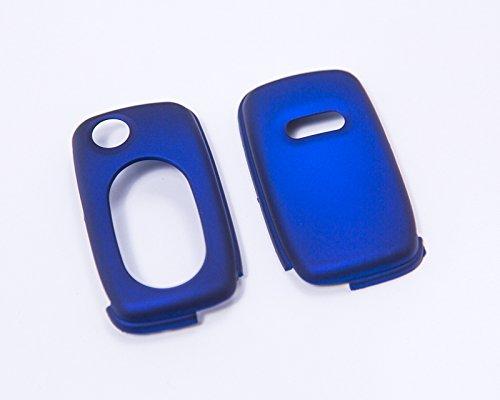 Blue Hard Plastic Key Agency Power AP-KEY-12570 FOB Protection Case