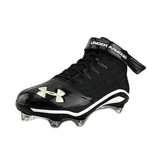 Under Armour Fierce Havoc Mid D Football Cleats 12