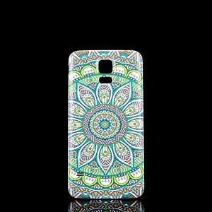 YULIN Teléfono Móvil Samsung - Cobertor Posterior - Gráfico/Diseño Especial - para Samsung S5 i9600 Plástico )