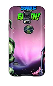 Hot Galactus First Grade Tpu Phone Case For Galaxy S5 Case Cover