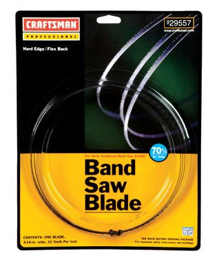 Craftsman Band Saw Blade - Craftsman Band Saw Blade- 70-1/2