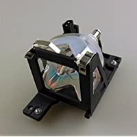 Compatible Projector Lamp with Housing for PowerLite S1; EMP-S1 Projector