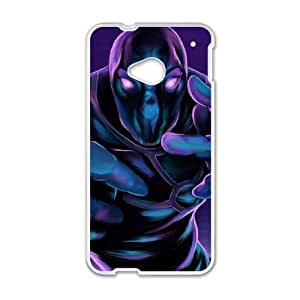 Defense Of The Ancients Dota 2 ENIGMA HTC One M7 Cell Phone Case White ASD3826312