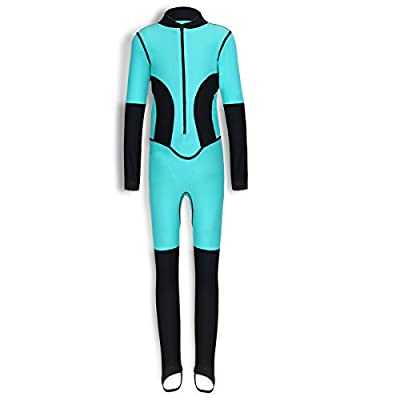 Boys One Piece Rash Guard Swimsuits Kids Long Sleeves Sunsuit Swimwear Sets