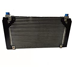 RE566108 New Hydraulic Oil Cooler Made for John De