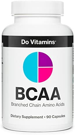 Best BCAA Capsules – Ranked 1 on Labdoor – Branched Chain Amino Acids Capsules, Vegan BCAA Pills for Men and Women 2 1 1 2100mg 90ct