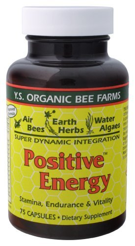 Positive Energy YS Eco Bee Farms 75 Caps