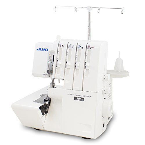 Juki MO-114D Serger Overlock Machine by juki