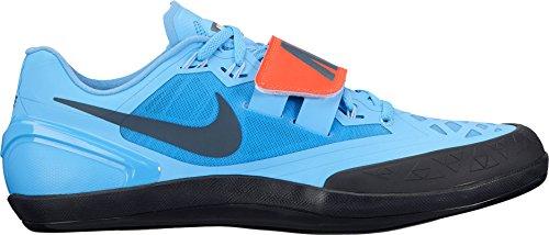 Fox football black Blue Adulto Nike Zapatillas Running Rotational Unisex Eu Zoom 6 De ice Azul 446 41 TnwRqHzvF