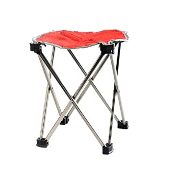 Kidu0027s Portable Stool Ultralight Anti-slip Folding Stool Chair Small Lightweight Portable Seat Foldable C&  sc 1 st  Amazon.com & Amazon.com : Kidu0027s Portable Stool Ultralight Anti-slip Folding ... islam-shia.org