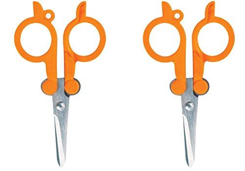 Fiskars Travel Folding Scissors (2