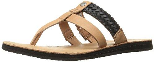 Gold Sandals 1018580 Ugg Rose Black Audra BRwqdnIpx