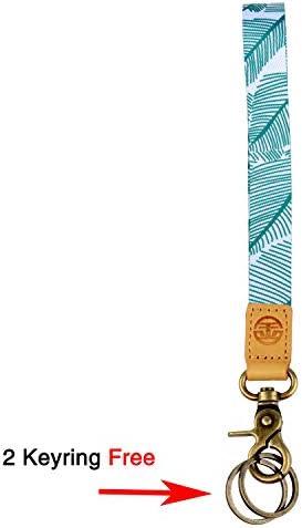 Wristlet Lanyard Keychain Holder Keyring product image