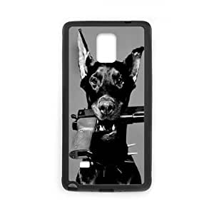 Custom Dog Case for SamSung Galaxy note4, DIY Dog Note4 Phone Case, Dog Galaxy note4 Case Cover