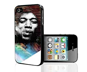 Jimi Hendrix Rock Music Phone Case (Samsung Galaxy S5 I9600/G9006/G9008)